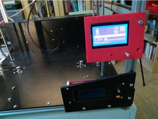 reprap full graphic smart controller mount folgertech ft-5