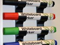 Whiteboard Marker Holder by Norwegian1 - Thingiverse
