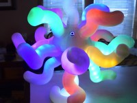 Amoeba LED Lamp-V1 by ChrisTheViolaNerd - Thingiverse