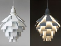 Artichoke Lamp Shade by gCreate - Thingiverse