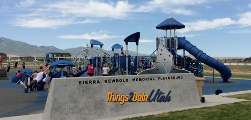 Sierra Newbold Park and playground