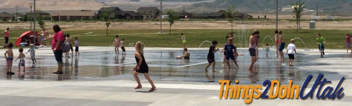 splash pad west jordan