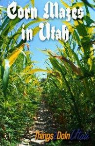 Corn Maze Utah
