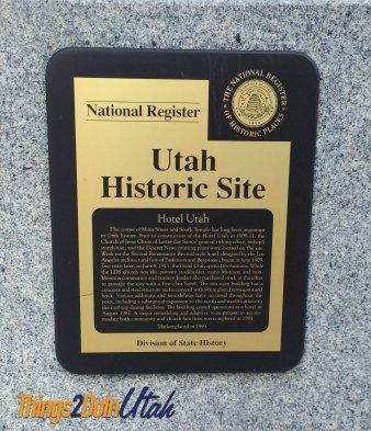 hotel-utah-marker