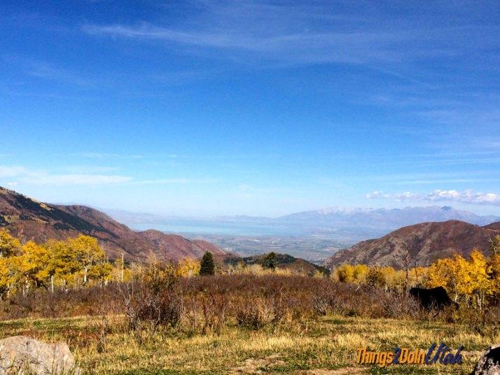 Nebo Loop view of Santaquin
