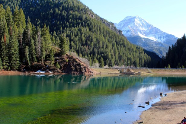 tibble fork utah lakes