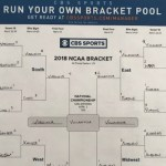 Tim Bates' NCAA bracket