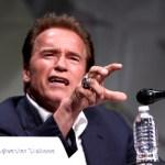 Arnold Schwarzenegger at ComicCon