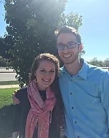 Jared and Sarah Baergen