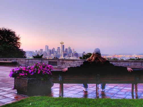 Kerry Park Seattle Travel
