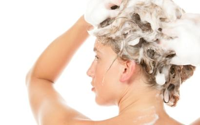 Shampoo Baking Soda