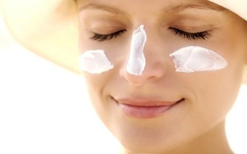 Sunscreen Makeup