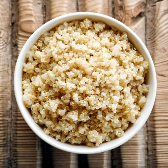 Quinoa Muscle Protein