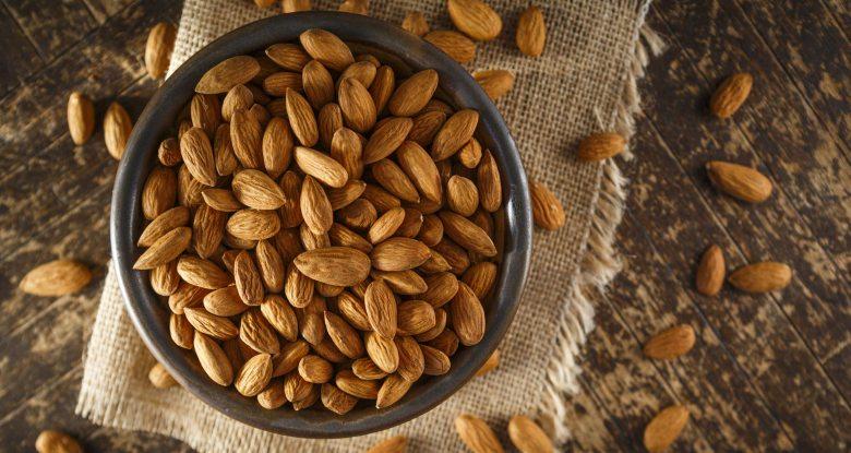 Almonds Protein