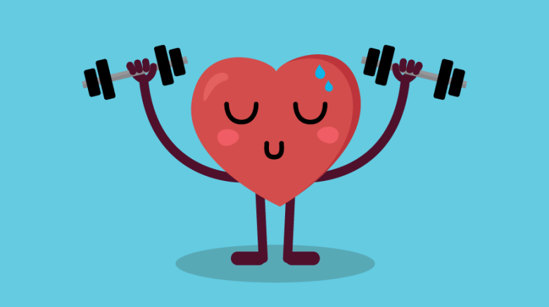 Exercise heart health