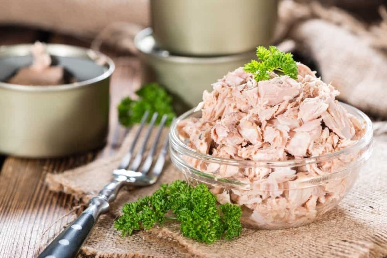 Canned tuna recipe