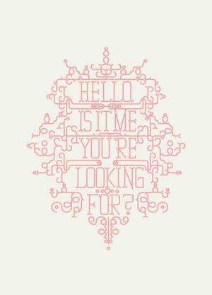 loving essie letterpress 5 #thingsdeeloves