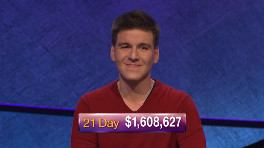 James Holzhauer Jeopardy Contestant Big Winnings