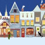 Enjoy a New England Christmas