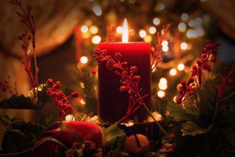 natural unique Christmas decorations