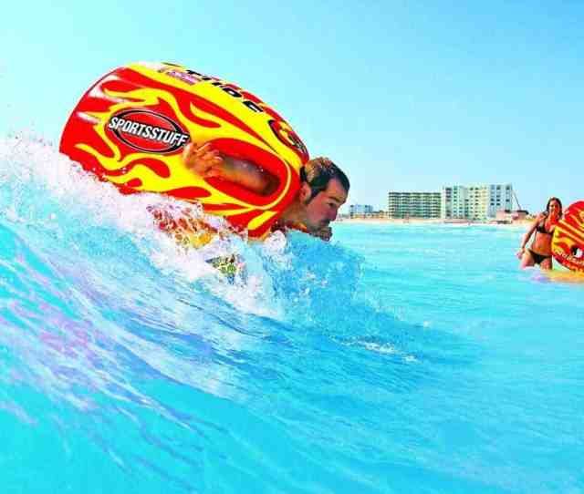 Inflatable Sumo Surfing Tube