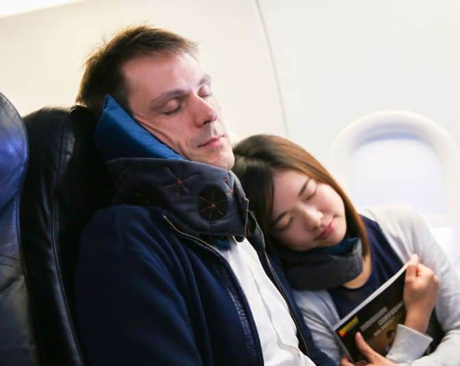 unique travel pillows for travelers