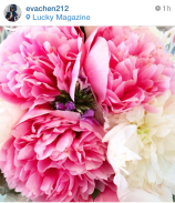 Eva Chen, EIC of Lucky Magazine