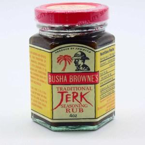 Busha Browne's Jerk Seasonings (1 bottle)