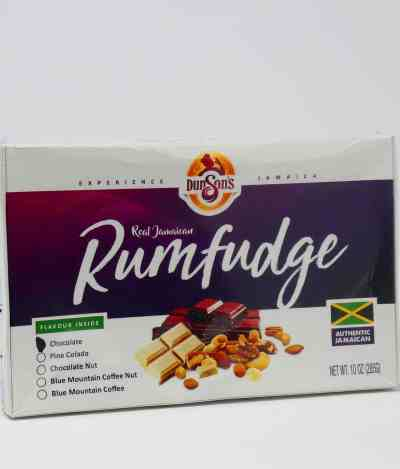 Rum Fudge 10oz