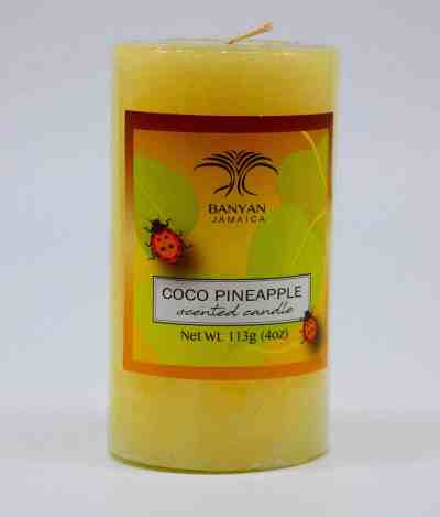 Chunk Candle Small (1 Candle) - Awesome Scent
