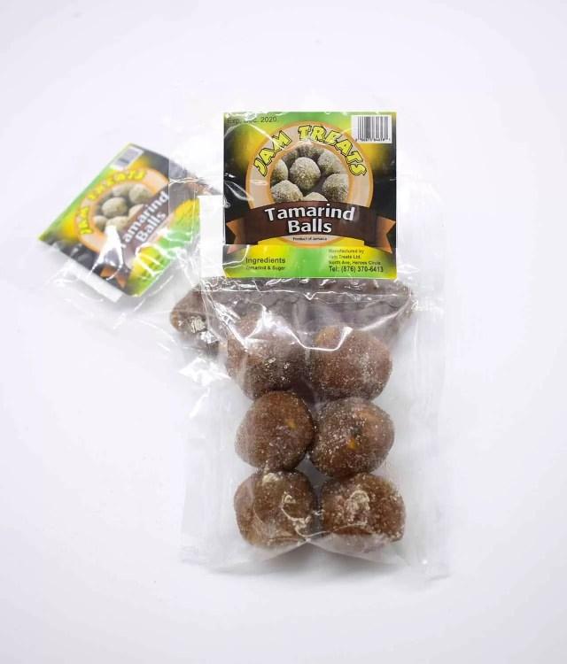 Tamarind Balls 6pk- Guilt free