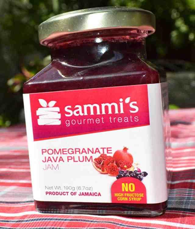 Sammi's Gourmet Treat 6.7oz (1jam) – Best Flavor – Shop Now!
