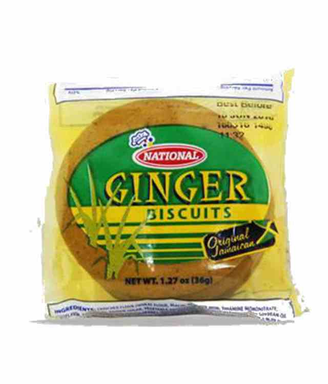 Jamaican Biscuits (6pk) – Guilt-free