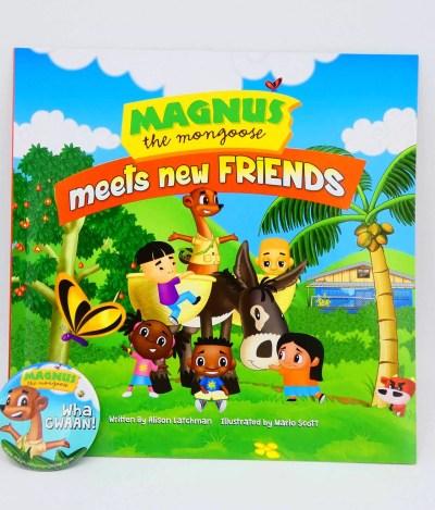 Magnus The Mangoose