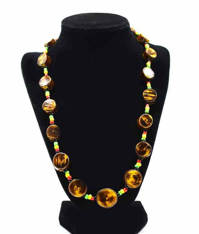 Drummer Necklace (1pc) – Stylish Piece – Buy Now!