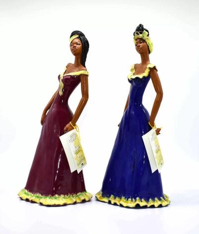 Miss Ting figurine