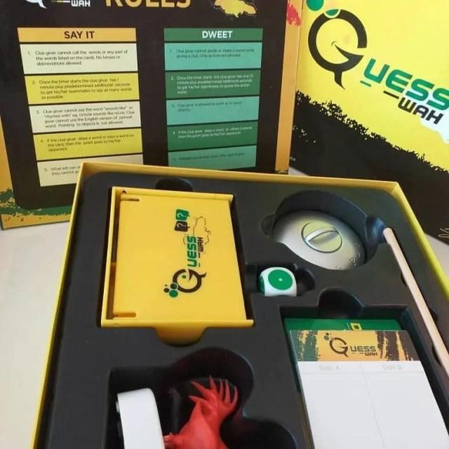 Jamaican Guesswah Game-(2lb)-Buy Now