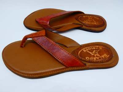 Leather Sandals (1pair) - New - Buy Now!