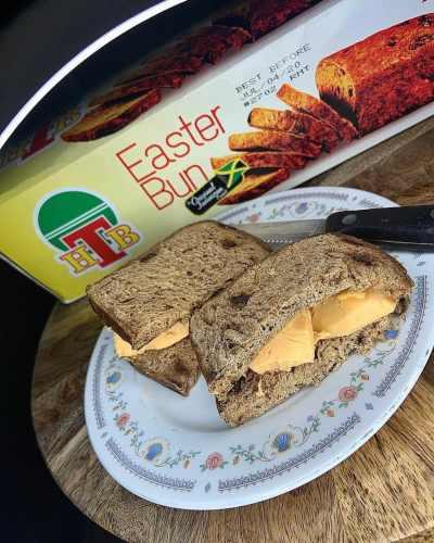 National Easter Bun 56 oz
