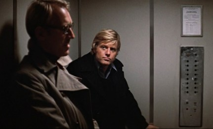 Robert Redford doesn't know Max wants to kill him.