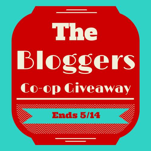 Bloggers Co-op Giveaway Ends 5/14