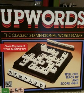 UpWords Game- Winning Moves