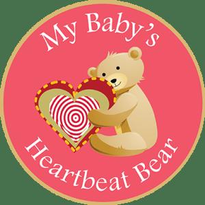 Baby's Heartbeat Bear