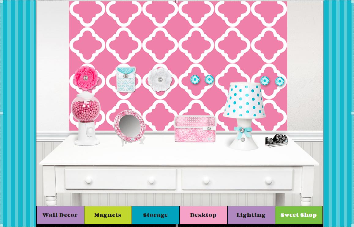 Transform Little Girl Room To Fabulous Tween With Roomlookz