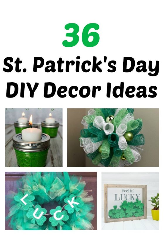 St Patrick/'s Day decor Girls bedroom decor Personalised good luck gift Green decor Green rose decor Personalised St Patrick/'s Day gift