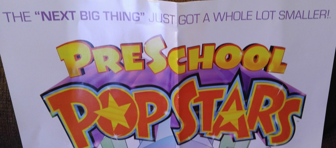 Preschool Popstars