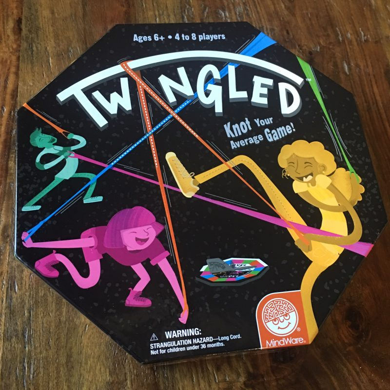 Twangled STEM Game