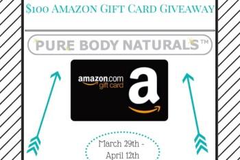 $100 Amazon Gift Card Giveaway #giveaway #beauty #beautyful #beautytips
