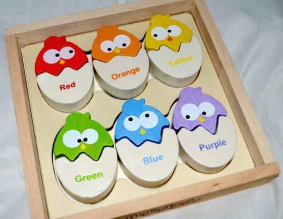 Bilingual Toys