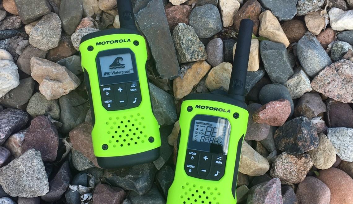 Motorola Solutions T600 h2o
